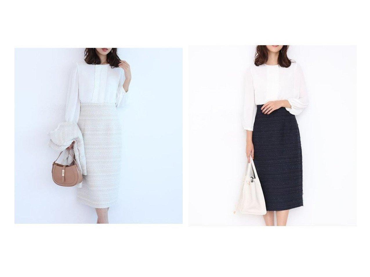 【JUSGLITTY/ジャスグリッティー】の【セットアップ対応商品】ツイードドッキングワンピース ワンピース・ドレスのおすすめ!人気、トレンド・レディースファッションの通販 おすすめで人気の流行・トレンド、ファッションの通販商品 メンズファッション・キッズファッション・インテリア・家具・レディースファッション・服の通販 founy(ファニー) https://founy.com/ ファッション Fashion レディースファッション WOMEN ワンピース Dress NEW・新作・新着・新入荷 New Arrivals エレガント セットアップ タイトスカート ツイード ドッキング |ID:crp329100000024856
