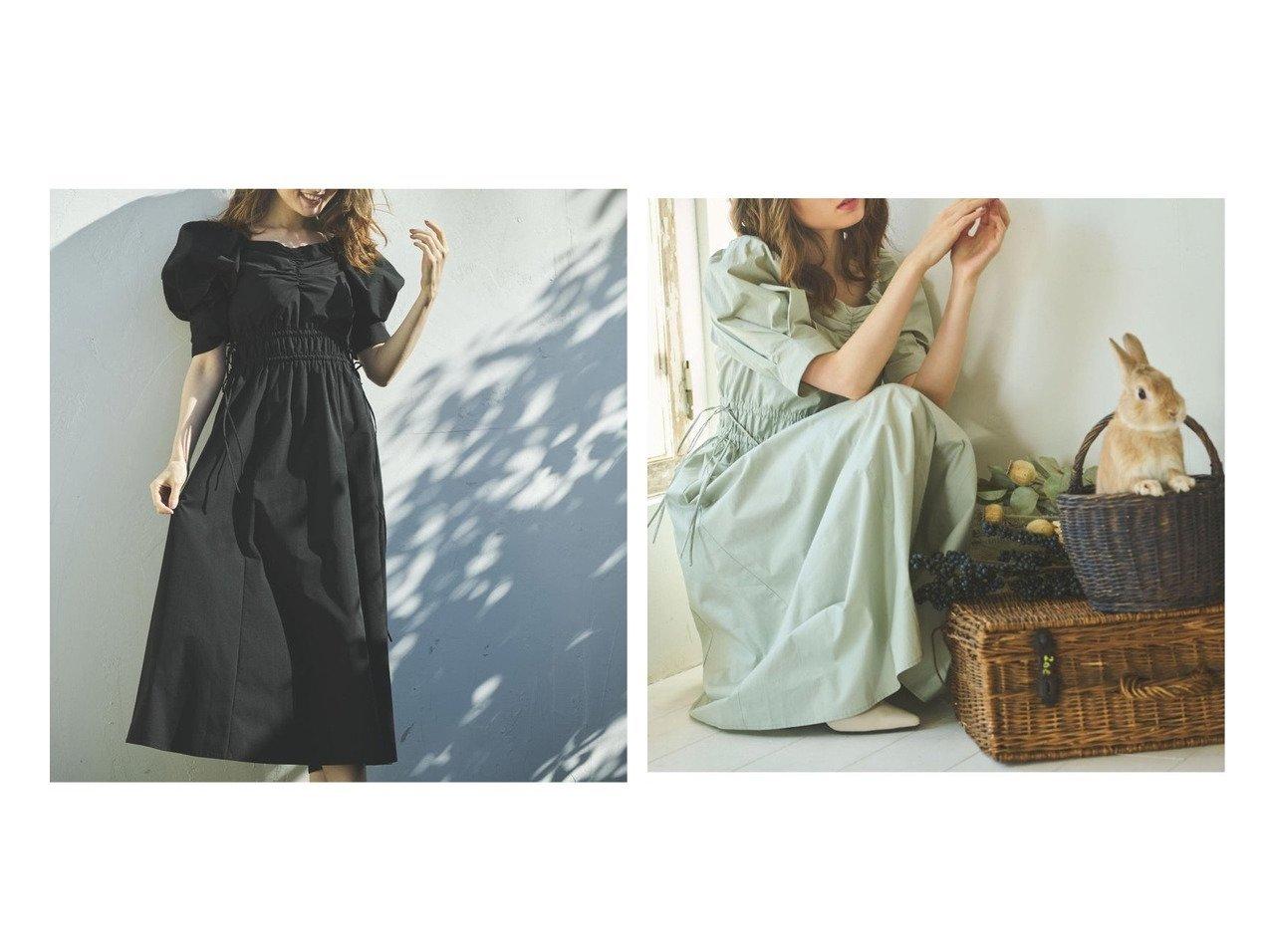 【Noela/ノエラ】の【Two Miles wear】ボリュームスリーブワンピ ワンピース・ドレスのおすすめ!人気、トレンド・レディースファッションの通販 おすすめで人気の流行・トレンド、ファッションの通販商品 メンズファッション・キッズファッション・インテリア・家具・レディースファッション・服の通販 founy(ファニー) https://founy.com/ ファッション Fashion レディースファッション WOMEN ワンピース Dress NEW・新作・新着・新入荷 New Arrivals コンシャス フィット フレア リラックス 半袖 |ID:crp329100000024859