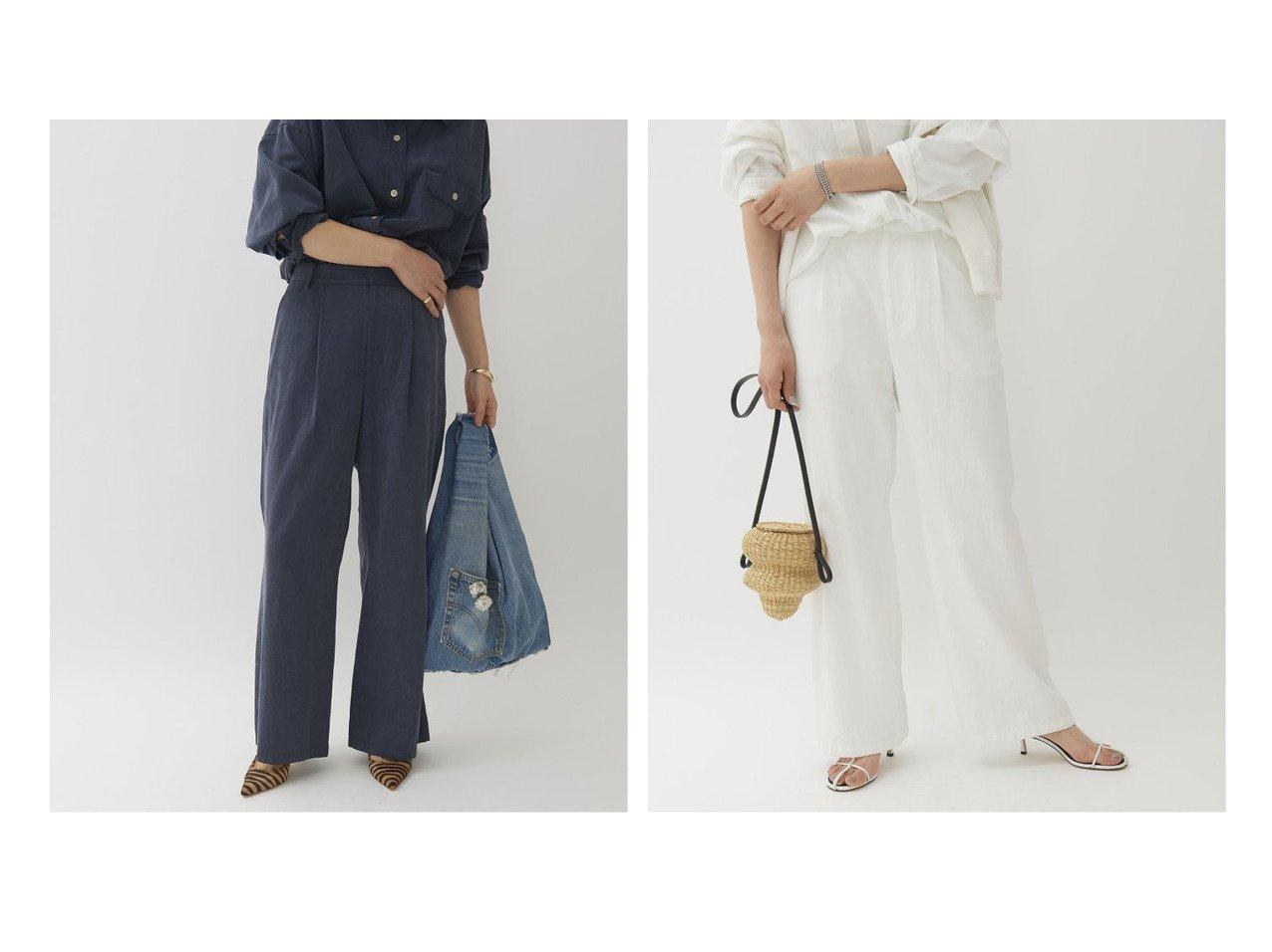 【Plage/プラージュ】のNidom biowasher パンツ パンツのおすすめ!人気、トレンド・レディースファッションの通販 おすすめで人気の流行・トレンド、ファッションの通販商品 メンズファッション・キッズファッション・インテリア・家具・レディースファッション・服の通販 founy(ファニー) https://founy.com/ ファッション Fashion レディースファッション WOMEN パンツ Pants 2021年 2021 2021 春夏 S/S SS Spring/Summer 2021 S/S 春夏 SS Spring/Summer スタンダード トレンド フレア 今季  ID:crp329100000024956