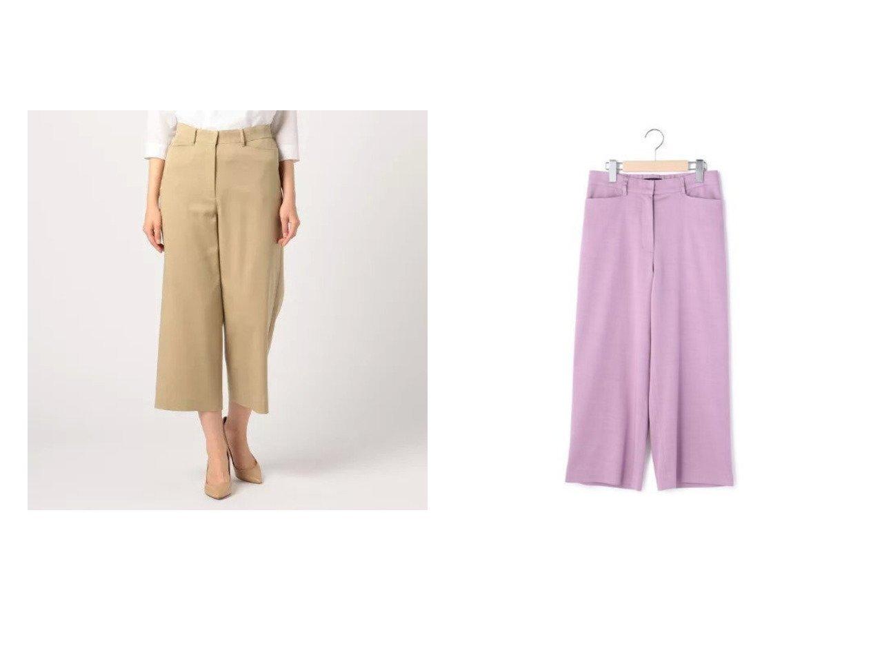 【KEITH/キース】のスプリングサージ パンツ パンツのおすすめ!人気、トレンド・レディースファッションの通販   レディースファッション・服の通販 founy(ファニー)