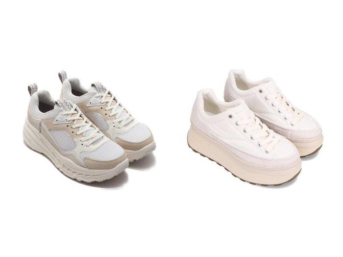 【UGG Australia/アグ】のUGG CA805 Mesh&UGG Marin Lace シューズ・靴のおすすめ!人気、トレンド・レディースファッションの通販 おすすめファッション通販アイテム インテリア・キッズ・メンズ・レディースファッション・服の通販 founy(ファニー) https://founy.com/ ファッション Fashion レディースファッション WOMEN シューズ スニーカー スリッポン キャンバス スエード ライニング |ID:crp329100000025009