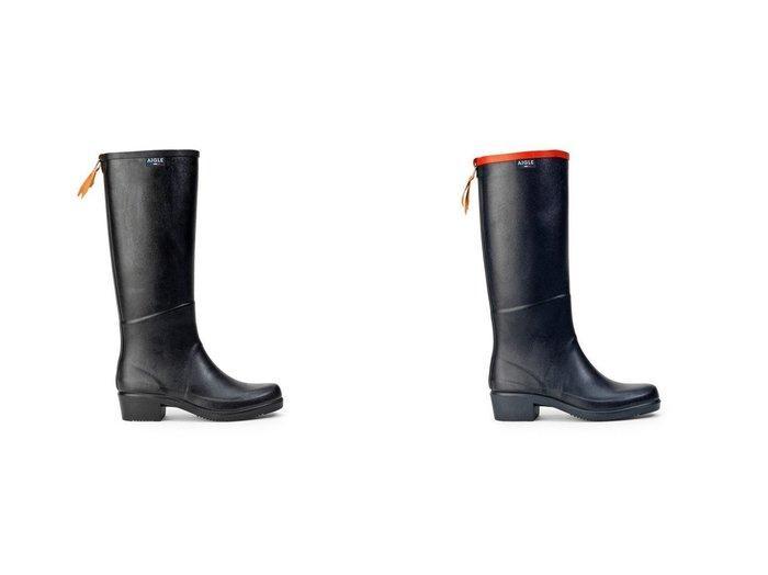 【AIGLE/エーグル】のミスジュリエットAラバーブーツ シューズ・靴のおすすめ!人気、トレンド・レディースファッションの通販 おすすめ人気トレンドファッション通販アイテム 人気、トレンドファッション・服の通販 founy(ファニー)  ファッション Fashion レディースファッション WOMEN エレガント シューズ ラバー 人気 定番 Standard |ID:crp329100000025010