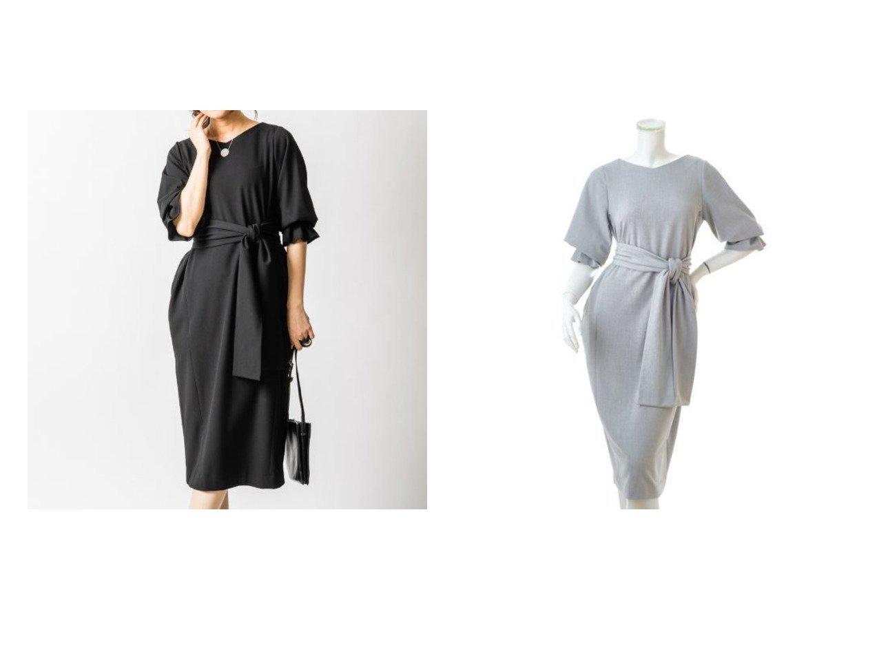 【VIRINA/ヴィリーナ】のアイシャナーシングドレス ワンピース・ドレスのおすすめ!人気、トレンド・レディースファッションの通販    レディースファッション・服の通販 founy(ファニー)