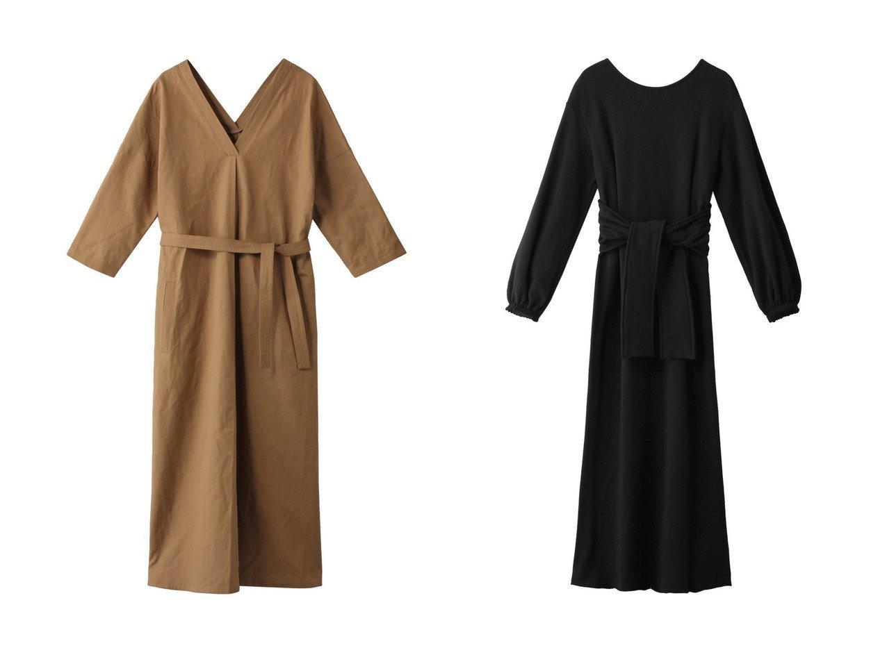 【KALNA/カルナ】の裏毛バックカシュクールワンピース&【PLAIN PEOPLE/プレインピープル】のコットンリネンクロスウエストベルト付きワンピース ワンピース・ドレスのおすすめ!人気、トレンド・レディースファッションの通販  おすすめで人気の流行・トレンド、ファッションの通販商品 メンズファッション・キッズファッション・インテリア・家具・レディースファッション・服の通販 founy(ファニー) https://founy.com/ ファッション Fashion レディースファッション WOMEN ワンピース Dress ベルト Belts 2021年 2021 2021 春夏 S/S SS Spring/Summer 2021 S/S 春夏 SS Spring/Summer キャミソール スタイリッシュ トレンド フロント リネン レース 春 Spring |ID:crp329100000025118