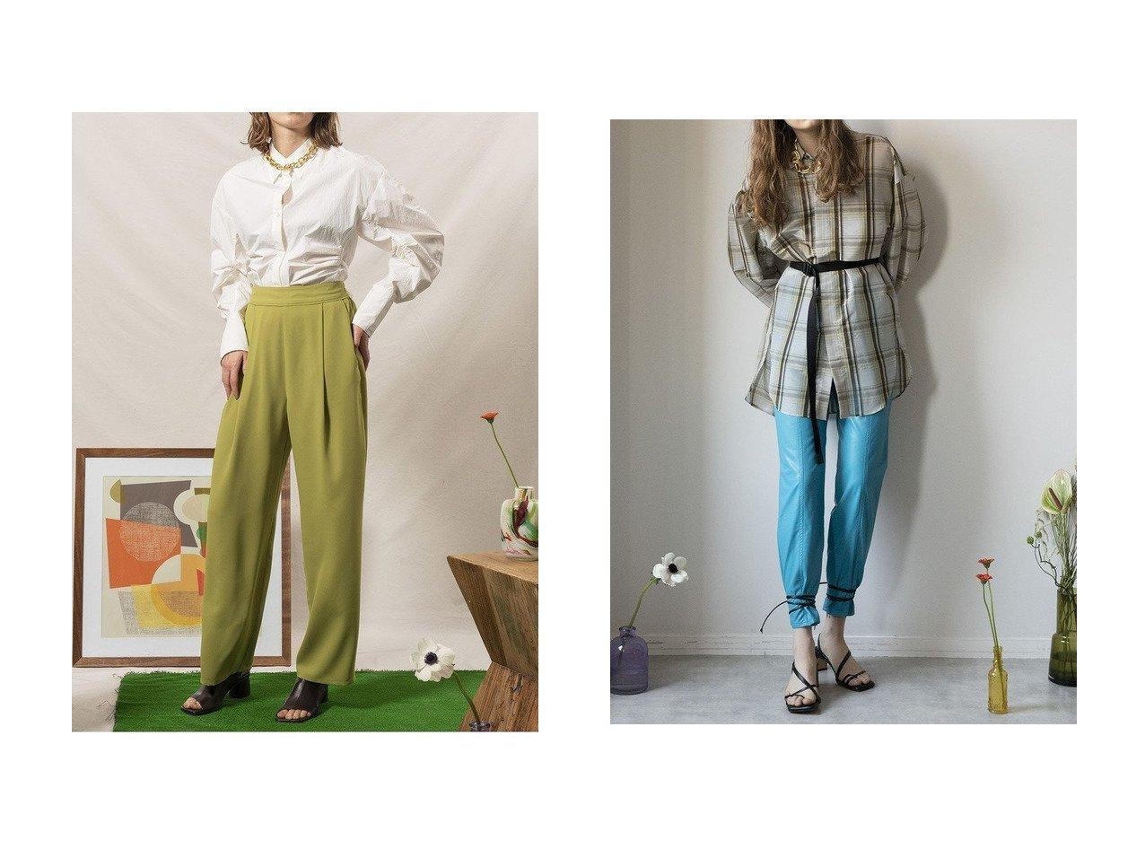 【MAISON SPECIAL/メゾンスペシャル】のシアーチェックオーバーシャツ&サーキュラースリーブシャツ トップス・カットソーのおすすめ!人気、トレンド・レディースファッションの通販  おすすめで人気の流行・トレンド、ファッションの通販商品 メンズファッション・キッズファッション・インテリア・家具・レディースファッション・服の通販 founy(ファニー) https://founy.com/ ファッション Fashion レディースファッション WOMEN トップス カットソー Tops Tshirt シャツ/ブラウス Shirts Blouses インナー 春 Spring ギャザー ショルダー ショーツ スリーブ タフタ ダウン デニム ドローストリング ミドル ロング 2021年 2021 S/S 春夏 SS Spring/Summer 2021 春夏 S/S SS Spring/Summer 2021 おすすめ Recommend  ID:crp329100000025141