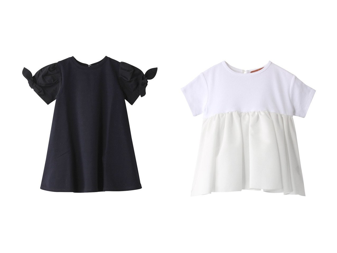 【AMICA / KIDS/アミカ】の【Baby&Kids】リボンドレス&【Baby&Kids】バレリーナドレス 【KIDS】子供服のおすすめ!人気トレンド・キッズファッションの通販 おすすめで人気の流行・トレンド、ファッションの通販商品 メンズファッション・キッズファッション・インテリア・家具・レディースファッション・服の通販 founy(ファニー) https://founy.com/ ファッション Fashion キッズファッション KIDS トップス カットソー Tops Tees Kids ワンピース Dress Kids 2021年 2021 2021 春夏 S/S SS Spring/Summer 2021 S/S 春夏 SS Spring/Summer タフタ チュニック ドレス ベビー リボン ロング 定番 Standard 春 Spring  ID:crp329100000025198
