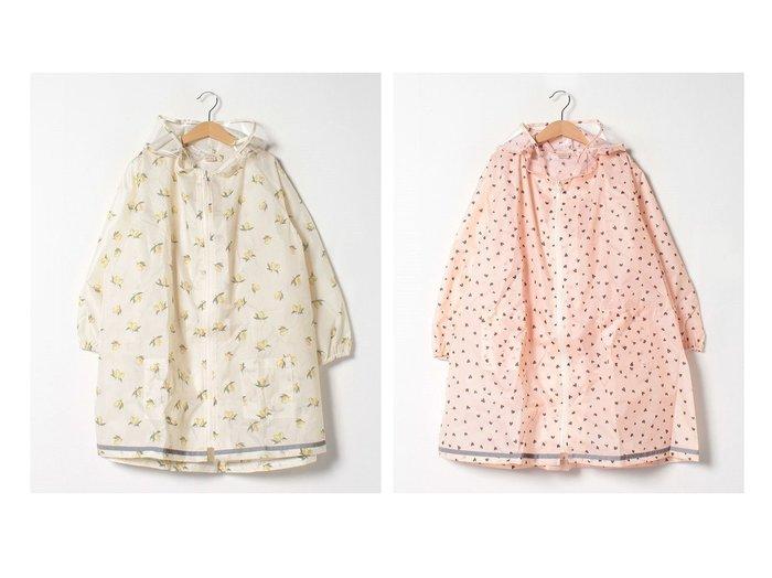 【petit main / KIDS/プティマイン】の収納袋つきアソートレインコート 【KIDS】子供服のおすすめ!人気トレンド・キッズファッションの通販 おすすめファッション通販アイテム レディースファッション・服の通販 founy(ファニー) ファッション Fashion キッズファッション KIDS アウター Coat Outerwear Kids NEW・新作・新着・新入荷 New Arrivals |ID:crp329100000025208