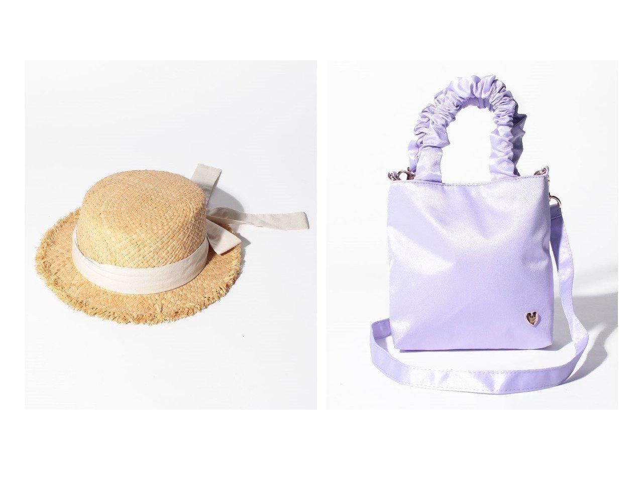 【petit main / KIDS/プティマイン】のUVケア リボンつきラフィアカンカン帽&持ち手フリルミニバッグ 【KIDS】子供服のおすすめ!人気トレンド・キッズファッションの通販 おすすめで人気の流行・トレンド、ファッションの通販商品 メンズファッション・キッズファッション・インテリア・家具・レディースファッション・服の通販 founy(ファニー) https://founy.com/ ファッション Fashion キッズファッション KIDS NEW・新作・新着・新入荷 New Arrivals ドローコード ラフィア リゾート リボン 帽子 フリル |ID:crp329100000025213