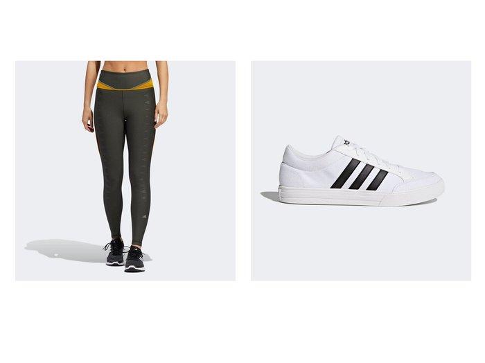 【adidas/アディダス】のアルファスキン COLD. RDY プライム ロングタイツ Alphaskin COLD. RDY Prime Long Tights&VS セット [VS Set Shoes] スポーツ・ヨガウェア、運動・ダイエットグッズなどのおすすめ!人気ファッション通販 おすすめファッション通販アイテム レディースファッション・服の通販 founy(ファニー) ファッション Fashion レディースファッション WOMEN タイツ Tights タイツ ハイライズ フレンチ ポケット ロング ワーク キャンバス シューズ ライニング 人気 |ID:crp329100000025273