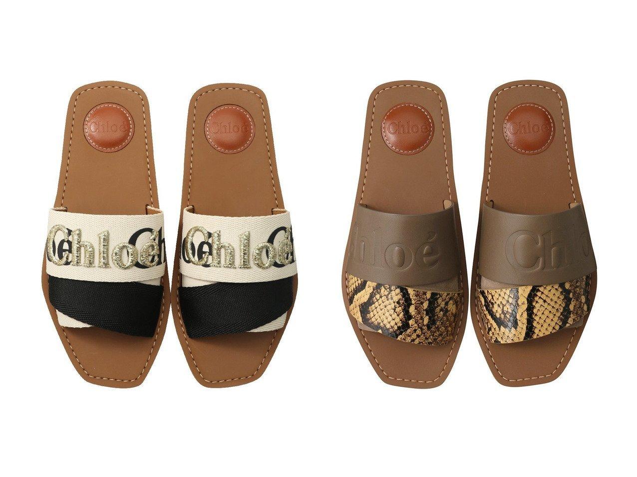 【CHLOE/クロエ】のWOODY エンブロイダリーキャンバスロゴフラットサンダル&WOODY パッチワークロゴフラットサンダル シューズ・靴のおすすめ!人気、トレンド・レディースファッションの通販 おすすめで人気の流行・トレンド、ファッションの通販商品 メンズファッション・キッズファッション・インテリア・家具・レディースファッション・服の通販 founy(ファニー) https://founy.com/ ファッション Fashion レディースファッション WOMEN 2021年 2021 2021 春夏 S/S SS Spring/Summer 2021 S/S 春夏 SS Spring/Summer エンブロイダリー キャンバス サンダル プリント 春 Spring |ID:crp329100000025320
