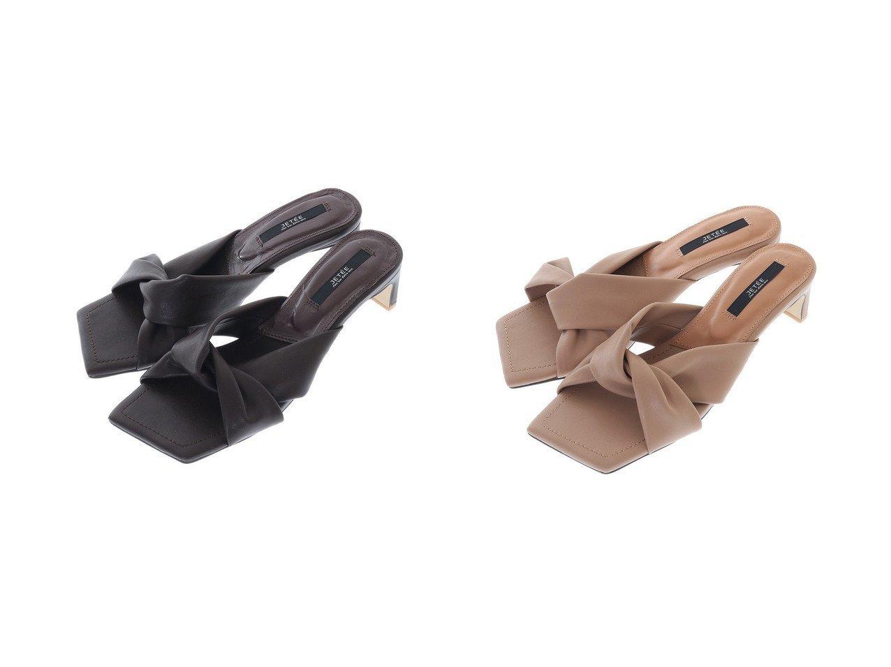【The Virgnia/ザ ヴァージニア】の【JETTE】クロススクエアトゥサンダル シューズ・靴のおすすめ!人気、トレンド・レディースファッションの通販 おすすめで人気の流行・トレンド、ファッションの通販商品 メンズファッション・キッズファッション・インテリア・家具・レディースファッション・服の通販 founy(ファニー) https://founy.com/ ファッション Fashion レディースファッション WOMEN 2021年 2021 2021 春夏 S/S SS Spring/Summer 2021 S/S 春夏 SS Spring/Summer サンダル トレンド ミュール 春 Spring |ID:crp329100000025321