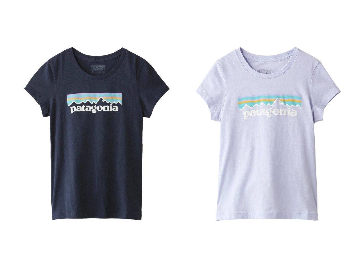 【patagonia / KIDS/パタゴニア】の【KIDS】Girls パステル P-6 ロゴオーガニックTシャツ 【KIDS】子供服のおすすめ!人気トレンド・キッズファッションの通販  おすすめで人気の流行・トレンド、ファッションの通販商品 メンズファッション・キッズファッション・インテリア・家具・レディースファッション・服の通販 founy(ファニー) https://founy.com/ ファッション Fashion キッズファッション KIDS トップス カットソー Tops Tees Kids 2021年 2021 2021 春夏 S/S SS Spring/Summer 2021 S/S 春夏 SS Spring/Summer クラシック パステル フィット プリント レギュラー 春 Spring |ID:crp329100000025392