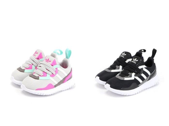 【adidas Originals / KIDS/アディダス オリジナルス】のオリジナルス フレックス Originals Flex アディダスオリジナルス (キッズ/子供用) FX5327 FX5329 【KIDS】子供服のおすすめ!人気トレンド・キッズファッションの通販  おすすめファッション通販アイテム インテリア・キッズ・メンズ・レディースファッション・服の通販 founy(ファニー) https://founy.com/ ファッション Fashion キッズファッション KIDS おすすめ Recommend シューズ スエード スニーカー ベビー メッシュ |ID:crp329100000025401