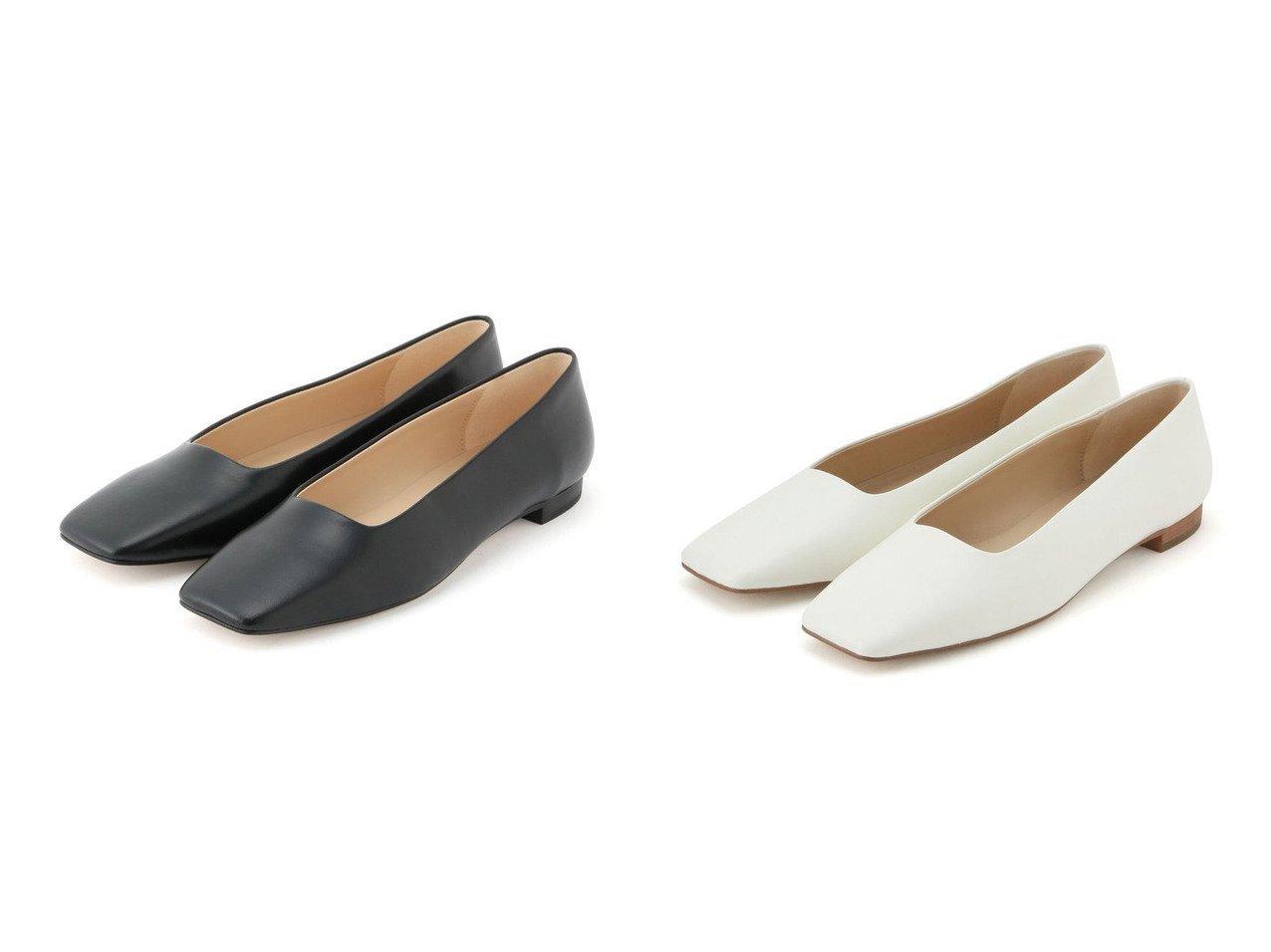 【ADAM ET ROPE'/アダム エ ロペ】のスクエアトゥフラット 【シューズ・靴】おすすめ!人気、トレンド・レディースファッションの通販 おすすめで人気の流行・トレンド、ファッションの通販商品 メンズファッション・キッズファッション・インテリア・家具・レディースファッション・服の通販 founy(ファニー) https://founy.com/ ファッション Fashion レディースファッション WOMEN 春 Spring シューズ シンプル ジャケット スラックス パイソン フラット リアル ワイド 2021年 2021 S/S 春夏 SS Spring/Summer 2021 春夏 S/S SS Spring/Summer 2021 おすすめ Recommend  ID:crp329100000025453