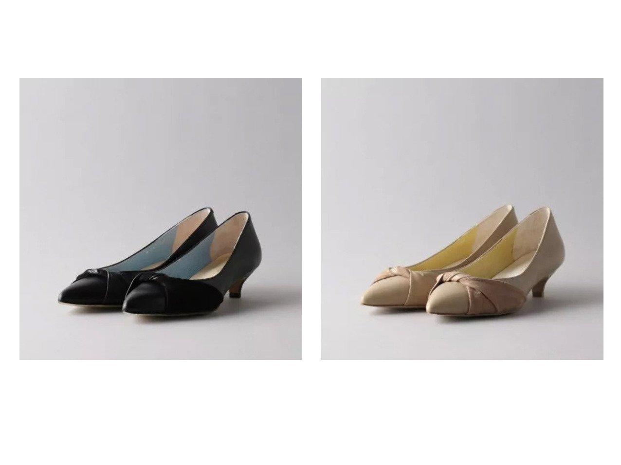 【Odette e Odile/オデット エ オディール】のOFD ツイストパターン パンプス35↓↑ 【シューズ・靴】おすすめ!人気、トレンド・レディースファッションの通販 おすすめで人気の流行・トレンド、ファッションの通販商品 メンズファッション・キッズファッション・インテリア・家具・レディースファッション・服の通販 founy(ファニー) https://founy.com/ ファッション Fashion レディースファッション WOMEN コンビ シューズ ツイスト パターン  ID:crp329100000025459