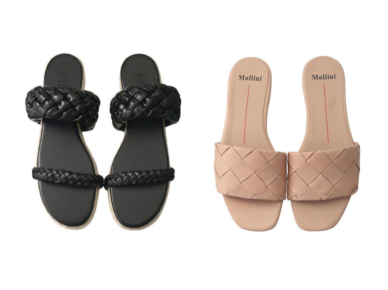 【HEWN/ヒューン】のブレードストラップエスパドリーユ&【JET/ジェット】の【Mollini】レザーサンダル 【シューズ・靴】おすすめ!人気、トレンド・レディースファッションの通販  おすすめで人気の流行・トレンド、ファッションの通販商品 メンズファッション・キッズファッション・インテリア・家具・レディースファッション・服の通販 founy(ファニー) https://founy.com/ ファッション Fashion レディースファッション WOMEN 2021年 2021 2021 春夏 S/S SS Spring/Summer 2021 S/S 春夏 SS Spring/Summer なめらか サンダル スマート 春 Spring |ID:crp329100000025512