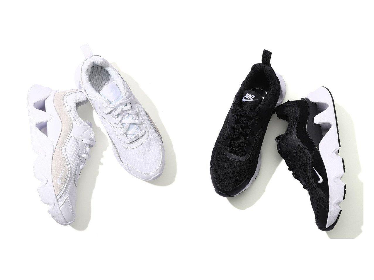【Juze/ジュゼ】の【NIKE】WOMENS RYZ 365 【シューズ・靴】おすすめ!人気、トレンド・レディースファッションの通販  おすすめで人気の流行・トレンド、ファッションの通販商品 メンズファッション・キッズファッション・インテリア・家具・レディースファッション・服の通販 founy(ファニー) https://founy.com/ ファッション Fashion レディースファッション WOMEN クッション クラシック シューズ スエード スタイリッシュ スニーカー スリッポン バランス プレート メッシュ モノトーン おすすめ Recommend |ID:crp329100000025516
