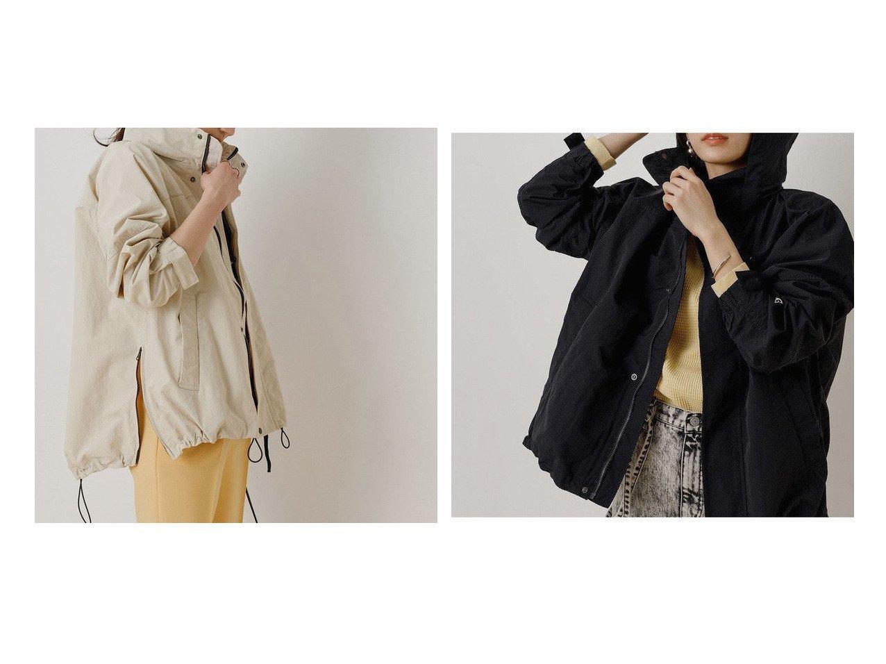 【ADAM ET ROPE'/アダム エ ロペ】の【一部WEB限定】【GERRY】2WAYフードブルゾン 【アウター】おすすめ!人気、トレンド・レディースファッションの通販  おすすめで人気の流行・トレンド、ファッションの通販商品 メンズファッション・キッズファッション・インテリア・家具・レディースファッション・服の通販 founy(ファニー) https://founy.com/ ファッション Fashion レディースファッション WOMEN アウター Coat Outerwear ブルゾン Blouson Jackets アウトドア アメリカン 春 Spring 今季 ジップ スタンド スニーカー スリット トレンド 定番 Standard ニューヨーク パーカー ブルゾン ポケット 別注 モノトーン ワッシャー 2021年 2021 S/S 春夏 SS Spring/Summer 2021 春夏 S/S SS Spring/Summer 2021 |ID:crp329100000025526