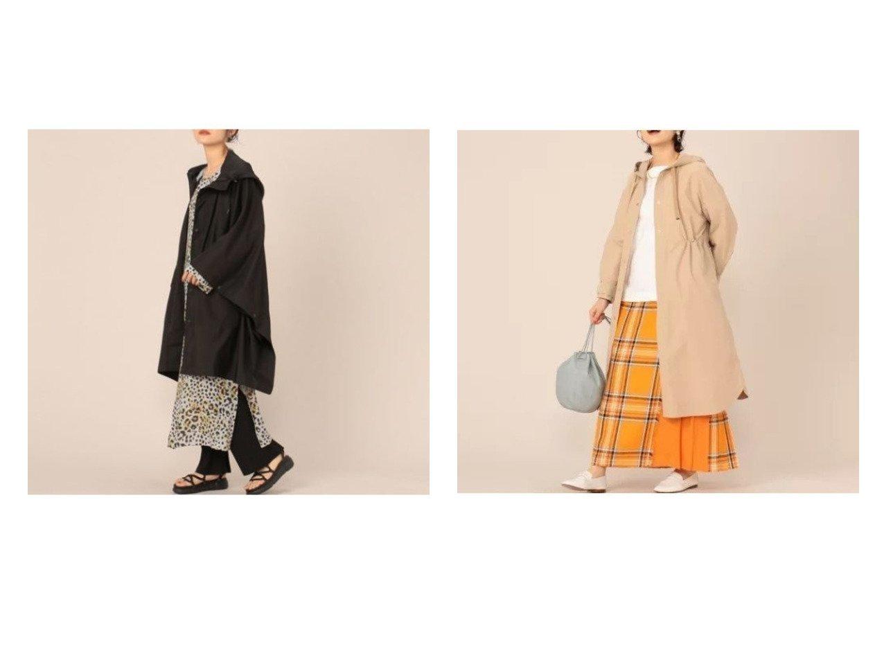 【NOLLEY'S/ノーリーズ】の【トラディショナル ウェザーウェア】RENFREW RAIN PA&フーテッドコート 【アウター】おすすめ!人気、トレンド・レディースファッションの通販  おすすめで人気の流行・トレンド、ファッションの通販商品 メンズファッション・キッズファッション・インテリア・家具・レディースファッション・服の通販 founy(ファニー) https://founy.com/ ファッション Fashion レディースファッション WOMEN アウター Coat Outerwear コート Coats ポンチョ Ponchos カフス ドレープ フェミニン キルティング ジャケット ベーシック ポンチョ ワンポイント  ID:crp329100000025542
