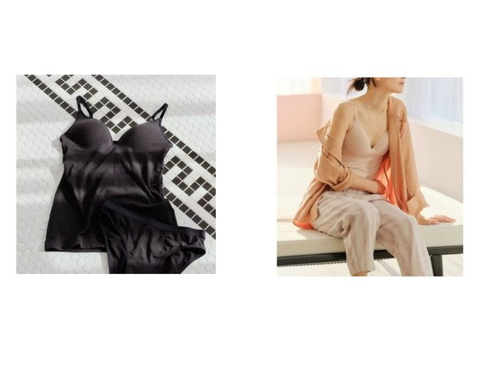 【green label relaxing / UNITED ARROWS/グリーンレーベル リラクシング / ユナイテッドアローズ】の[ Livelihood (ライブリフッド) ]SC RELAX ブラキャミソール 【トップス・カットソー】おすすめ!人気、トレンド・レディースファッションの通販 おすすめファッション通販アイテム レディースファッション・服の通販 founy(ファニー) ファッション Fashion レディースファッション WOMEN トップス カットソー Tops Tshirt キャミソール / ノースリーブ No Sleeves 下着・ランジェリー Underwear アンダーウェア Underwear アンダー インナー キャミソール ショーツ シンプル リラックス ワーク お家時間・ステイホーム Home time,Stay home |ID:crp329100000025577