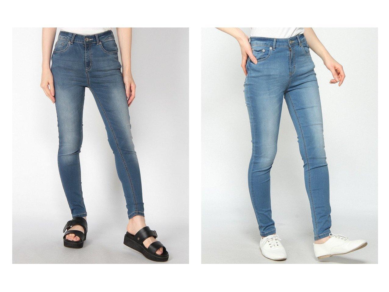 【JEANASiS/ジーナシス】のJEGGINGS 【パンツ】おすすめ!人気、トレンド・レディースファッションの通販  | レディースファッション・服の通販 founy(ファニー)