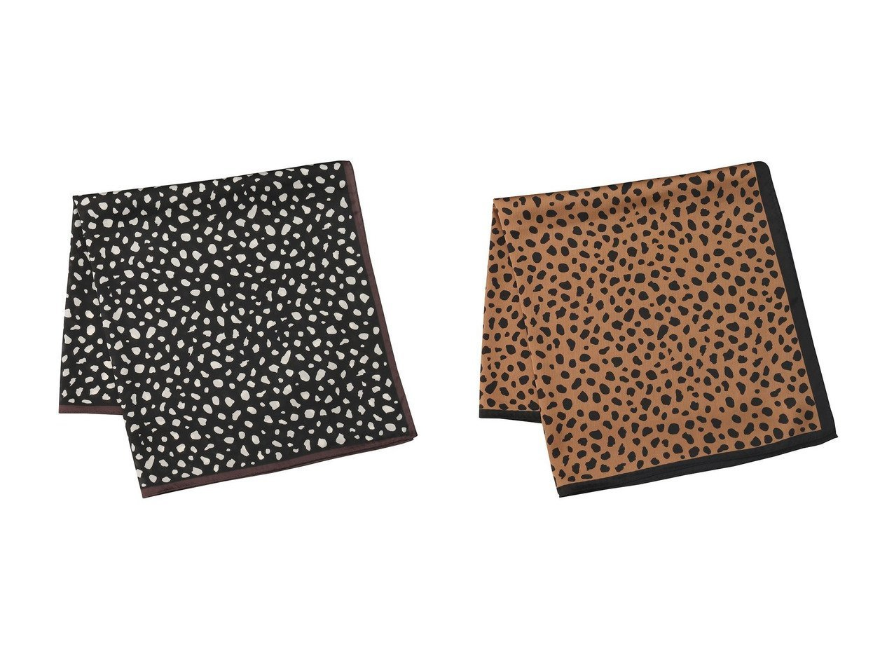 【JET/ジェット】の【JET LOSANGELES】プリントスカーフ おすすめ!人気、トレンド・レディースファッションの通販 おすすめで人気の流行・トレンド、ファッションの通販商品 メンズファッション・キッズファッション・インテリア・家具・レディースファッション・服の通販 founy(ファニー) https://founy.com/ ファッション Fashion レディースファッション WOMEN 2021年 2021 2021春夏・S/S SS/Spring/Summer/2021 S/S・春夏 SS・Spring/Summer アクセサリー スカーフ ドット プリント 帽子 春 Spring  ID:crp329100000025734