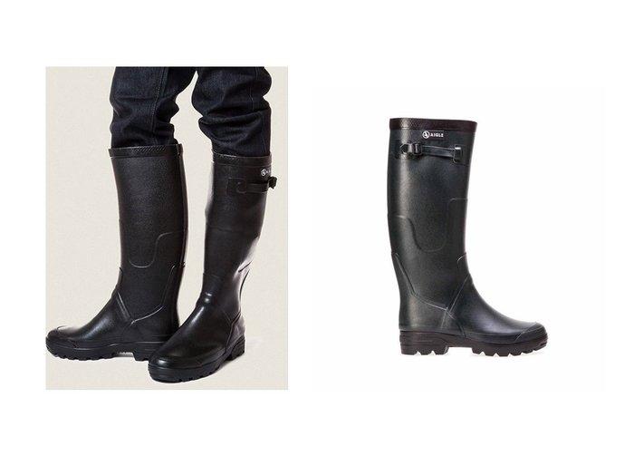 【AIGLE / MEN/エーグル】のメンズベニルラバーブーツ筒周り普通 【MEN】おすすめ!人気トレンド・男性、メンズファッションの通販 おすすめ人気トレンドファッション通販アイテム 人気、トレンドファッション・服の通販 founy(ファニー)  ファッション Fashion メンズファッション MEN シューズ・靴 Shoes/Men ブーツ Boots アウトドア クラシカル シューズ フランス 人気 定番 Standard |ID:crp329100000025749