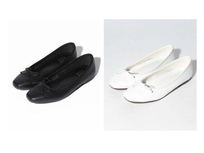 【INK/インク】の【ing】【i.ing】スクエアバレエシューズ 【シューズ・靴】おすすめ!人気、トレンド・レディースファッションの通販  おすすめファッション通販アイテム レディースファッション・服の通販 founy(ファニー)  ファッション Fashion レディースファッション WOMEN NEW・新作・新着・新入荷 New Arrivals クッション シューズ スニーカー バレエ フラット 日本製 Made in Japan |ID:crp329100000026268