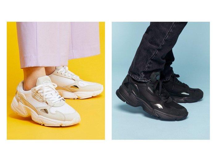 【adidas Originals/アディダス オリジナルス】のアディダス ファルコン ADIDASFLCN W アディダスオリジナルス B28128 B28129 G26880 【シューズ・靴】おすすめ!人気、トレンド・レディースファッションの通販  おすすめファッション通販アイテム インテリア・キッズ・メンズ・レディースファッション・服の通販 founy(ファニー) https://founy.com/ ファッション Fashion レディースファッション WOMEN クッション 軽量 シューズ スエード スニーカー スポーツ スリッポン 定番 Standard フォーム ベーシック ミックス メタリック メッシュ ライニング ランニング ワイド |ID:crp329100000026271