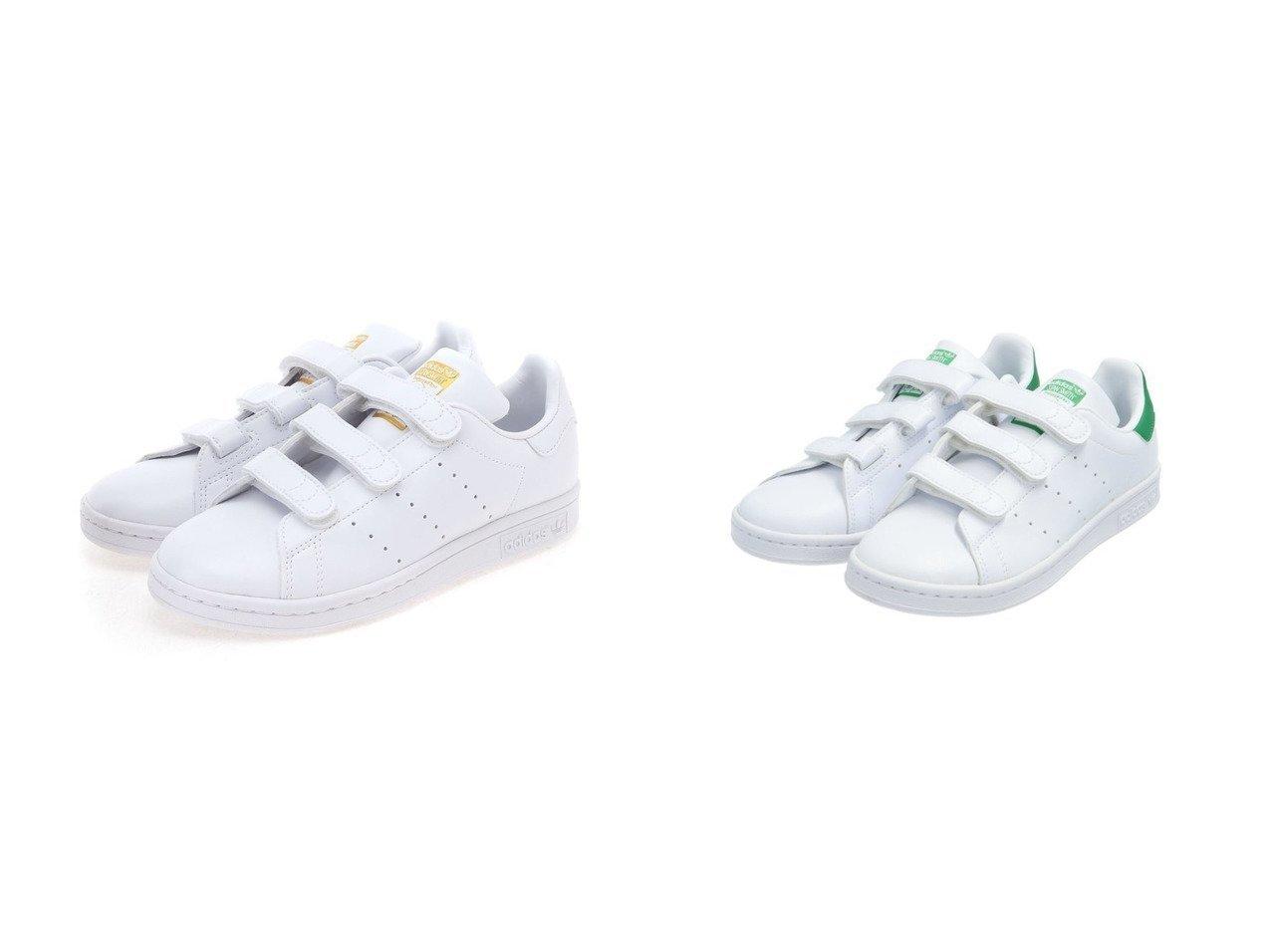 【adidas Originals/アディダス オリジナルス】のスタンスミス STAN SMITH アディダスオリジナルス FX5508 FX5509 【シューズ・靴】おすすめ!人気、トレンド・レディースファッションの通販  おすすめで人気の流行・トレンド、ファッションの通販商品 メンズファッション・キッズファッション・インテリア・家具・レディースファッション・服の通販 founy(ファニー) https://founy.com/ ファッション Fashion レディースファッション WOMEN シューズ スニーカー スポーツ スリッポン 定番 Standard フィット ミックス レギュラー レース 再入荷 Restock/Back in Stock/Re Arrival |ID:crp329100000026275