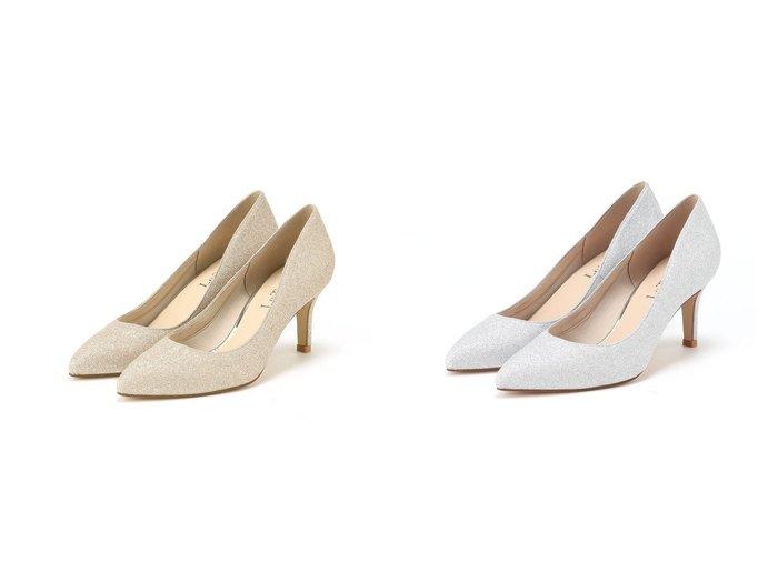 【Le Talon/ル タロン】の7cmグリッタープレーンPS(22-25) 【シューズ・靴】おすすめ!人気、トレンド・レディースファッションの通販  おすすめファッション通販アイテム インテリア・キッズ・メンズ・レディースファッション・服の通販 founy(ファニー) https://founy.com/ ファッション Fashion レディースファッション WOMEN 2020年 2020 2020春夏・S/S SS・Spring/Summer/2020 S/S・春夏 SS・Spring/Summer インソール クッション グリッター シューズ |ID:crp329100000026278