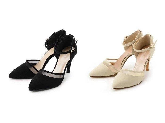 【ESPERANZA/エスペランサ】のシースルーラインセパレートパンプス 【シューズ・靴】おすすめ!人気、トレンド・レディースファッションの通販  おすすめファッション通販アイテム レディースファッション・服の通販 founy(ファニー) ファッション Fashion レディースファッション WOMEN シューズ セパレート ハイヒール フロント |ID:crp329100000026312