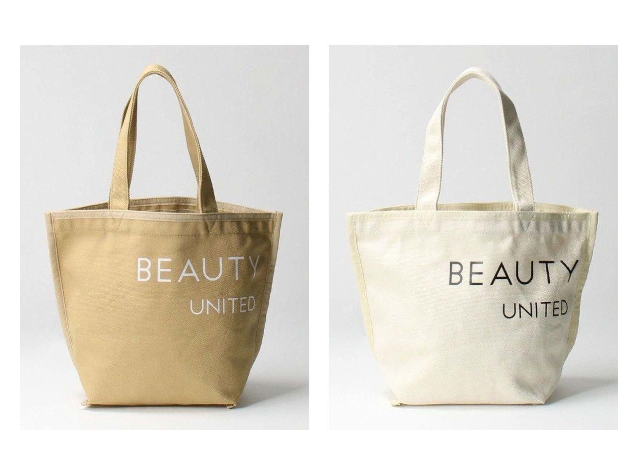 【BEAUTY&YOUTH / UNITED ARROWS/ビューティ&ユース ユナイテッドアローズ】のBY キャンバスロゴトートバッグ 【バッグ・鞄】おすすめ!人気、トレンド・レディースファッションの通販  おすすめで人気の流行・トレンド、ファッションの通販商品 メンズファッション・キッズファッション・インテリア・家具・レディースファッション・服の通販 founy(ファニー) https://founy.com/ ファッション Fashion レディースファッション WOMEN バッグ Bag キャンバス シンプル プリント ポケット モノトーン  ID:crp329100000026330