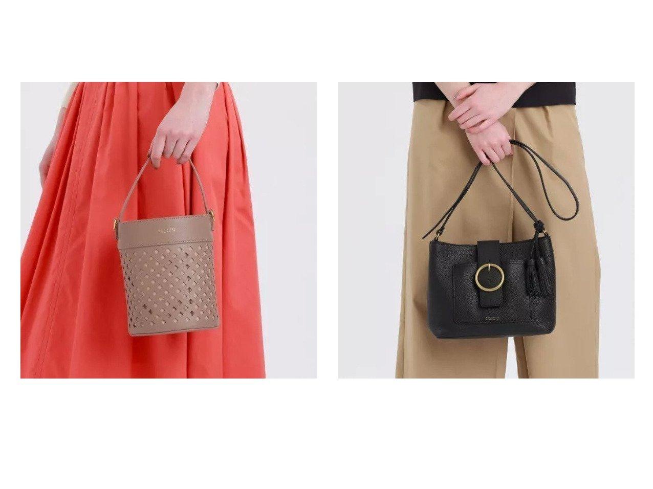 【MACKINTOSH PHILOSOPHY/マッキントッシュ フィロソフィー】のメッシュバケットバッグ&バックルレザーショルダー 【バッグ・鞄】おすすめ!人気、トレンド・レディースファッションの通販  おすすめで人気の流行・トレンド、ファッションの通販商品 メンズファッション・キッズファッション・インテリア・家具・レディースファッション・服の通販 founy(ファニー) https://founy.com/ ファッション Fashion レディースファッション WOMEN バッグ Bag  ID:crp329100000026339