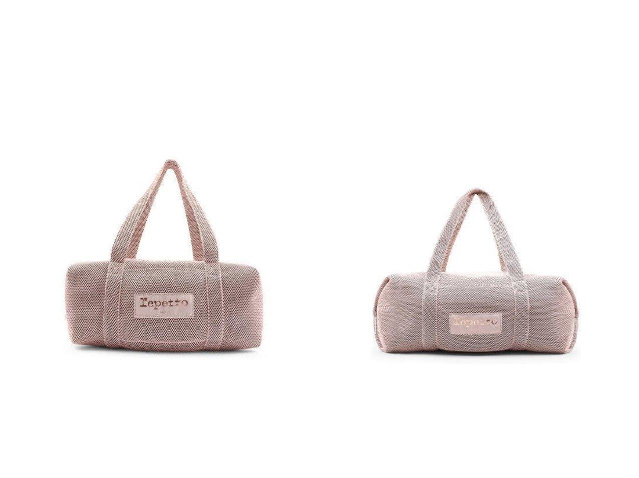 【repetto/レペット】のDuffle bag size L&Duffle bag size M 【バッグ・鞄】おすすめ!人気、トレンド・レディースファッションの通販  | レディースファッション・服の通販 founy(ファニー)
