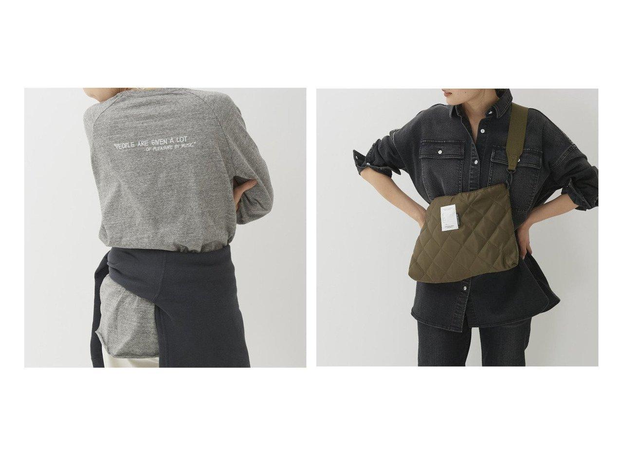 【Plage/プラージュ】の【ヘルシーデニム】SP DENIM BIG シャツ&BACK LOGO Tシャツ 【トップス・カットソー】おすすめ!人気、トレンド・レディースファッションの通販   おすすめで人気の流行・トレンド、ファッションの通販商品 メンズファッション・キッズファッション・インテリア・家具・レディースファッション・服の通販 founy(ファニー) https://founy.com/ ファッション Fashion レディースファッション WOMEN トップス・カットソー Tops/Tshirt シャツ/ブラウス Shirts/Blouses ロング / Tシャツ T-Shirts カットソー Cut and Sewn 2021年 2021 2021春夏・S/S SS/Spring/Summer/2021 S/S・春夏 SS・Spring/Summer カットソー シンプル 再入荷 Restock/Back in Stock/Re Arrival デニム 人気 |ID:crp329100000026583