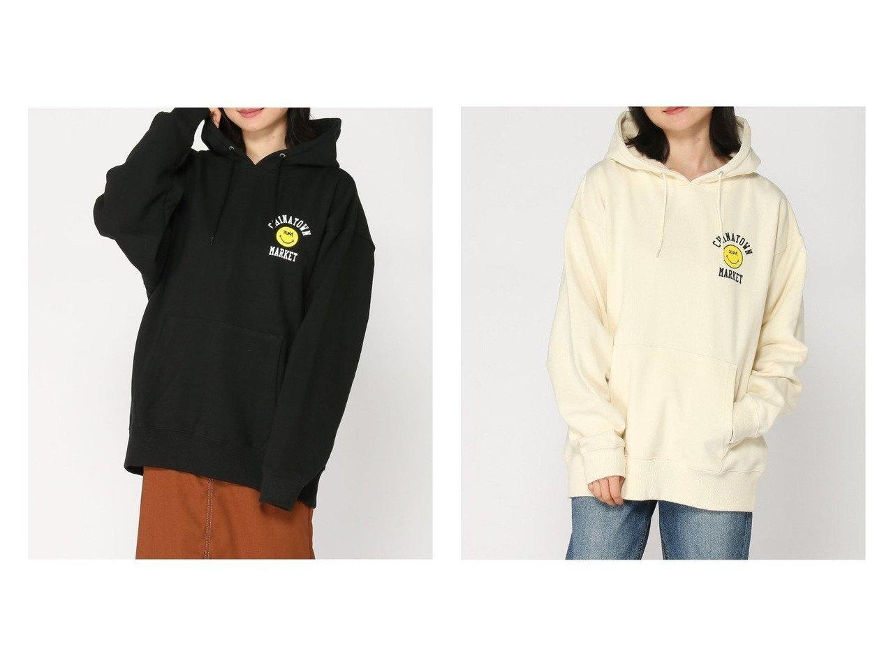 【X-girl/エックスガール】のCTM WINKY SWT HOOD 【トップス・カットソー】おすすめ!人気、トレンド・レディースファッションの通販 | レディースファッション・服の通販 founy(ファニー)