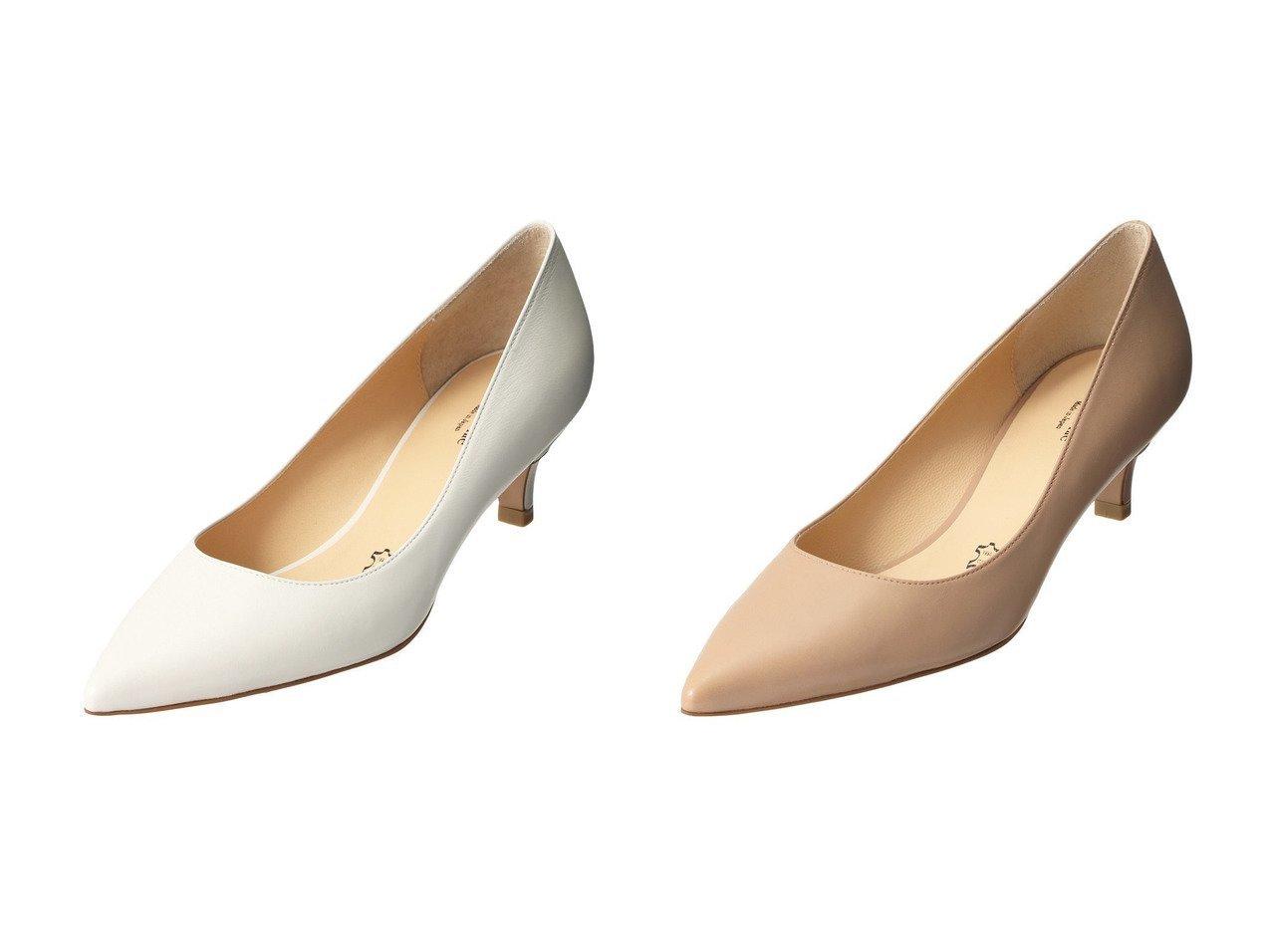 【allureville/アルアバイル】のポインテッドパンプス 【シューズ・靴】おすすめ!人気、トレンド・レディースファッションの通販   おすすめで人気の流行・トレンド、ファッションの通販商品 メンズファッション・キッズファッション・インテリア・家具・レディースファッション・服の通販 founy(ファニー) https://founy.com/ ファッション Fashion レディースファッション WOMEN 2021年 2021 2021春夏・S/S SS/Spring/Summer/2021 S/S・春夏 SS・Spring/Summer なめらか シンプル ヌーディ 春 Spring |ID:crp329100000026879