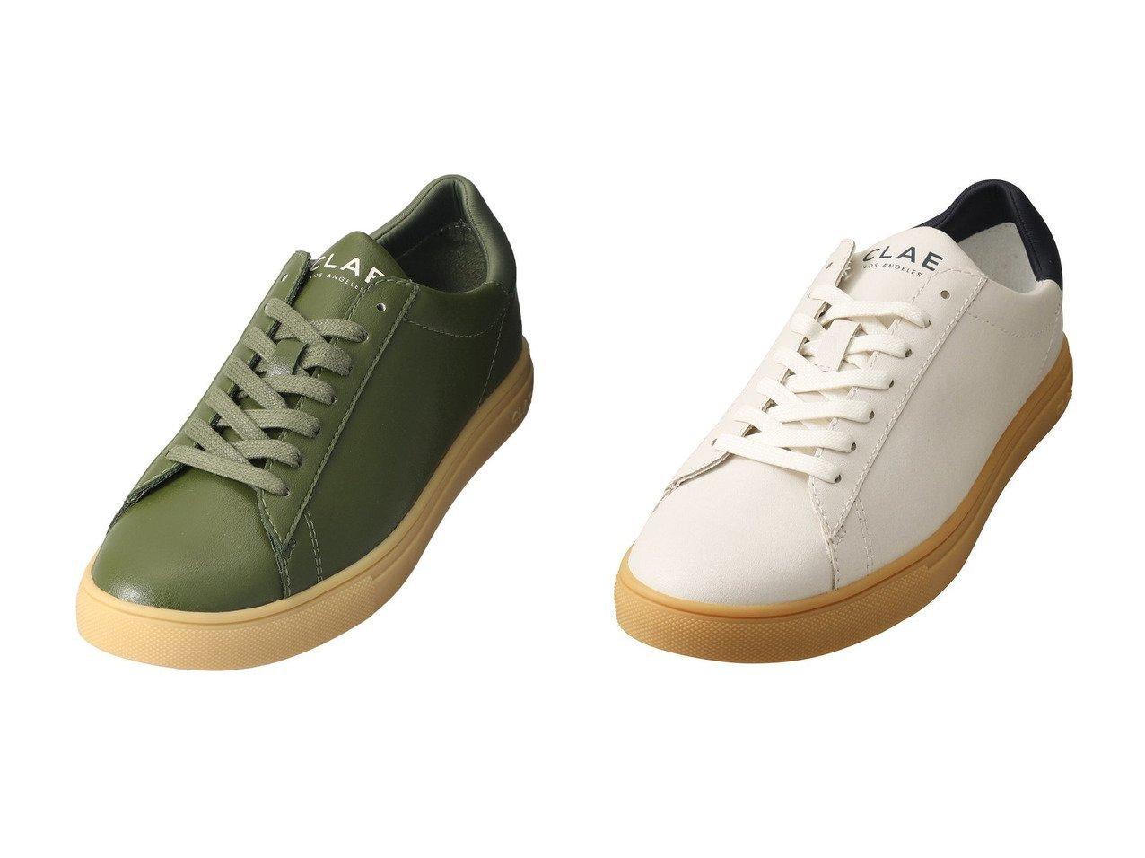 【CLAE/クレー】のBRADLEY CACTUS スニーカー 【シューズ・靴】おすすめ!人気、トレンド・レディースファッションの通販   おすすめで人気の流行・トレンド、ファッションの通販商品 メンズファッション・キッズファッション・インテリア・家具・レディースファッション・服の通販 founy(ファニー) https://founy.com/ ファッション Fashion レディースファッション WOMEN 2021年 2021 2021春夏・S/S SS/Spring/Summer/2021 S/S・春夏 SS・Spring/Summer クッション スニーカー トレンド 春 Spring |ID:crp329100000026881