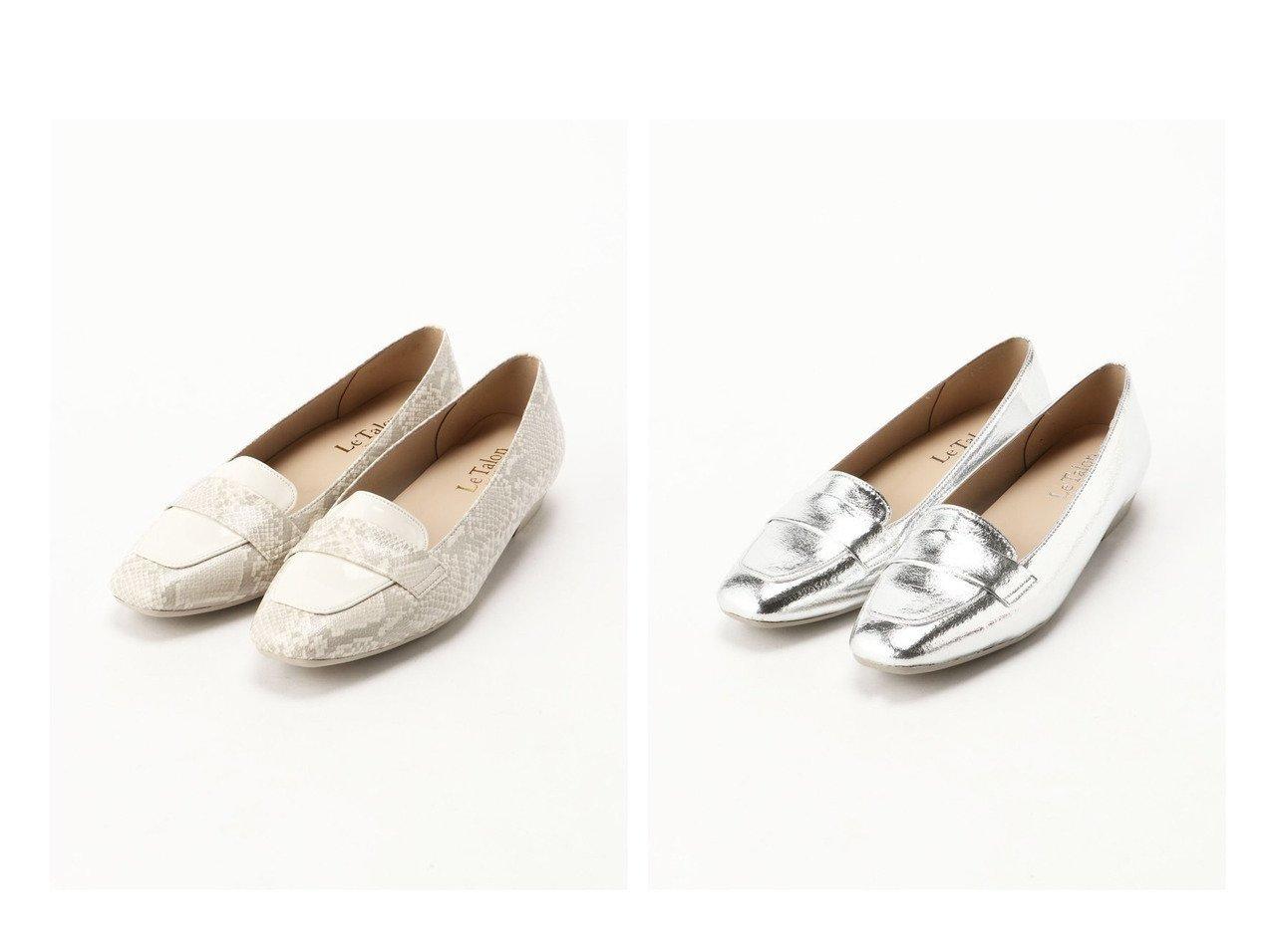 【Le Talon/ル タロン】のスクエアレインモールドFT 【シューズ・靴】おすすめ!人気、トレンド・レディースファッションの通販   おすすめで人気の流行・トレンド、ファッションの通販商品 メンズファッション・キッズファッション・インテリア・家具・レディースファッション・服の通販 founy(ファニー) https://founy.com/ ファッション Fashion レディースファッション WOMEN シューズ シンプル |ID:crp329100000026886