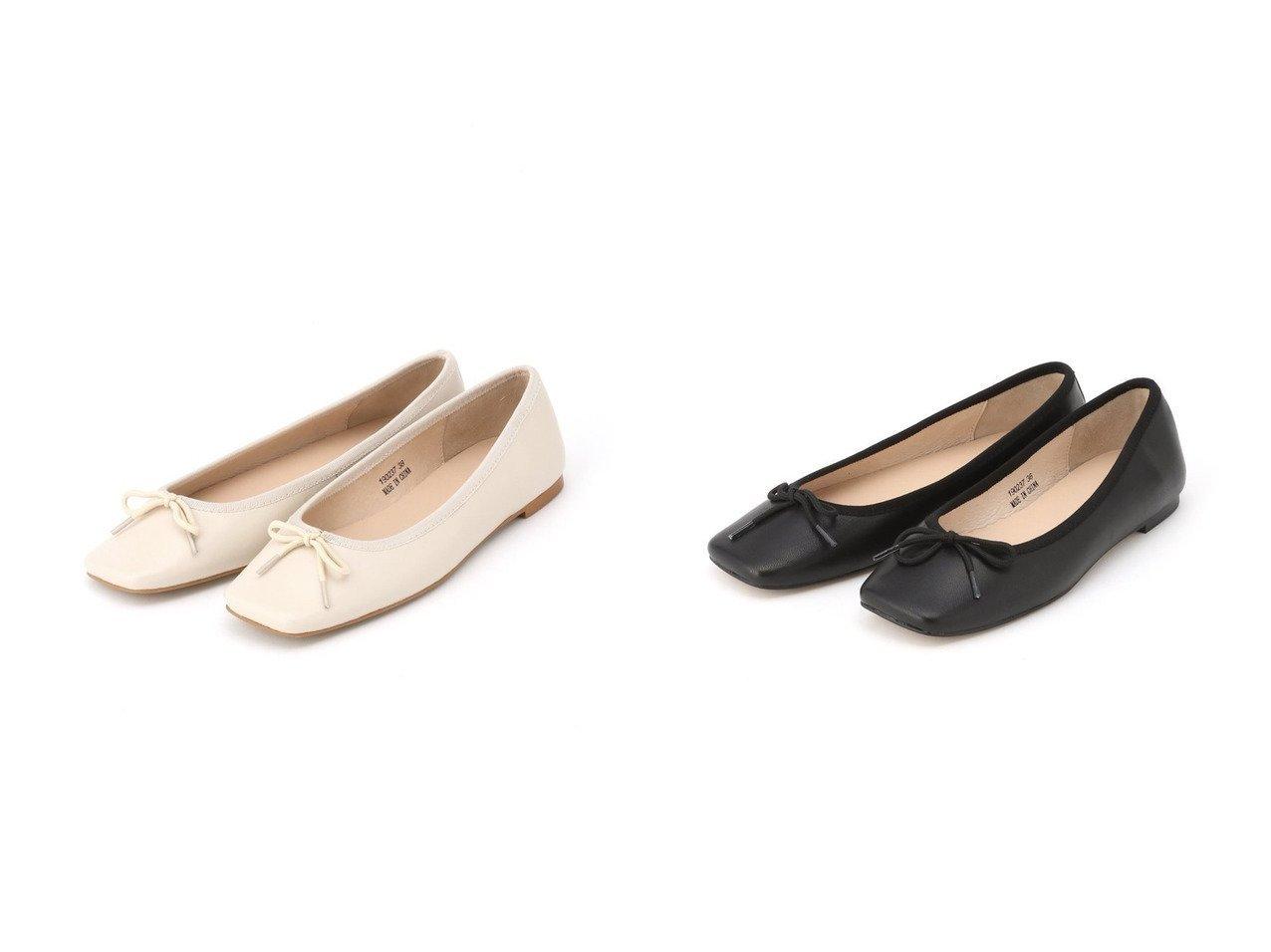 【SARIELA/サリエラ】のSARIELA スクエアトゥパンプス 【シューズ・靴】おすすめ!人気、トレンド・レディースファッションの通販   おすすめで人気の流行・トレンド、ファッションの通販商品 メンズファッション・キッズファッション・インテリア・家具・レディースファッション・服の通販 founy(ファニー) https://founy.com/ ファッション Fashion レディースファッション WOMEN 2021年 2021 2021春夏・S/S SS/Spring/Summer/2021 S/S・春夏 SS・Spring/Summer シューズ スクエア スマート タイツ フェミニン フォルム 春 Spring  ID:crp329100000026891