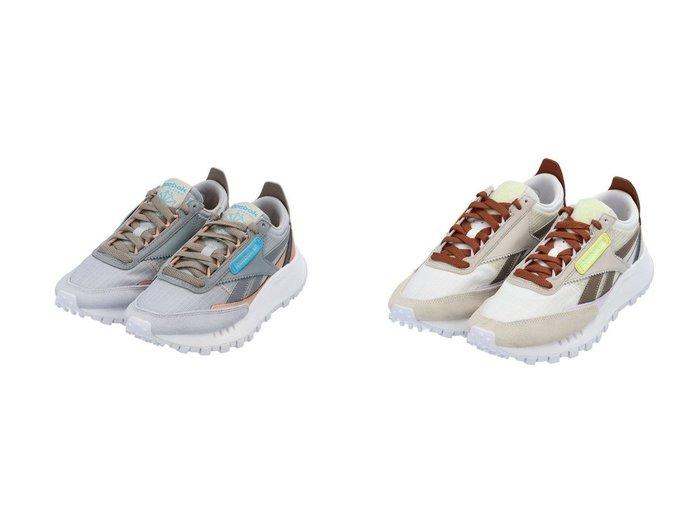 【Reebok CLASSIC/リーボック】のクラシック レザー レガシー Classic Leather Legacy Shoes リーボック 【シューズ・靴】おすすめ!人気、トレンド・レディースファッションの通販   おすすめファッション通販アイテム レディースファッション・服の通販 founy(ファニー) ファッション Fashion レディースファッション WOMEN おすすめ Recommend クラシック クール シューズ スエード スニーカー スリッポン テクスチャー ビンテージ メッシュ 再入荷 Restock/Back in Stock/Re Arrival 軽量 |ID:crp329100000026892