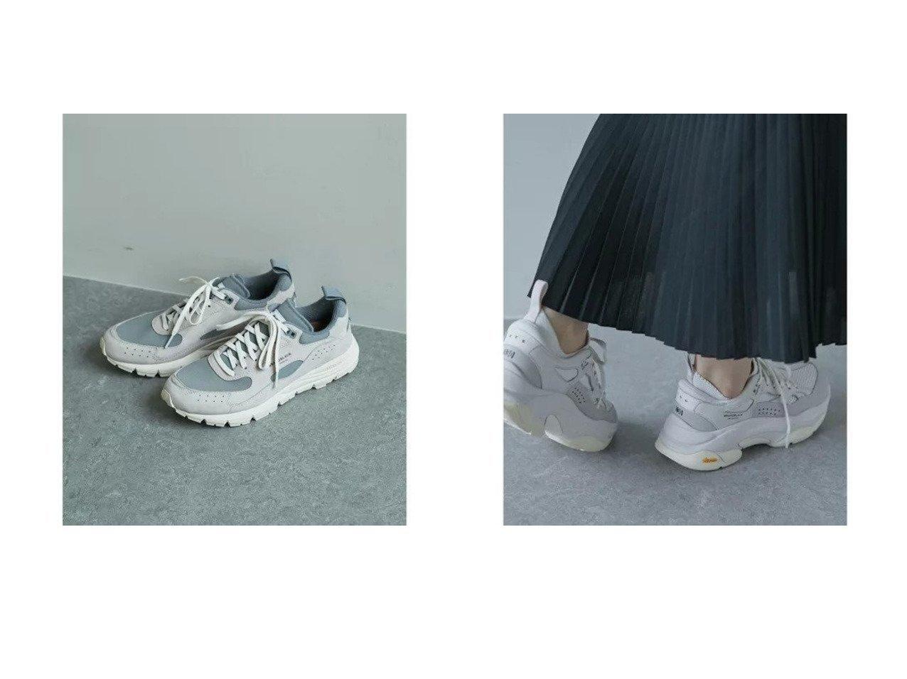 【GALLARDAGALANTE/ガリャルダガランテ】の【BRAND BLACK】スニーカー/SAGA130&【BRAND BLACK】スニーカー 【シューズ・靴】おすすめ!人気、トレンド・レディースファッションの通販   おすすめで人気の流行・トレンド、ファッションの通販商品 メンズファッション・キッズファッション・インテリア・家具・レディースファッション・服の通販 founy(ファニー) https://founy.com/ ファッション Fashion レディースファッション WOMEN インソール エレガント クッション グラデーション シューズ スウェード スニーカー スポーツ トレンド フィット メッシュ レース スタイリッシュ  ID:crp329100000026897