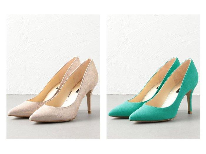 【Odette e Odile/オデット エ オディール】のOID ポインテッドBH パンプス85↓↑ 【シューズ・靴】おすすめ!人気、トレンド・レディースファッションの通販  おすすめ人気トレンドファッション通販アイテム インテリア・キッズ・メンズ・レディースファッション・服の通販 founy(ファニー) https://founy.com/ ファッション Fashion レディースファッション WOMEN S/S・春夏 SS・Spring/Summer シューズ フィット ポインテッド 春 Spring |ID:crp329100000027059