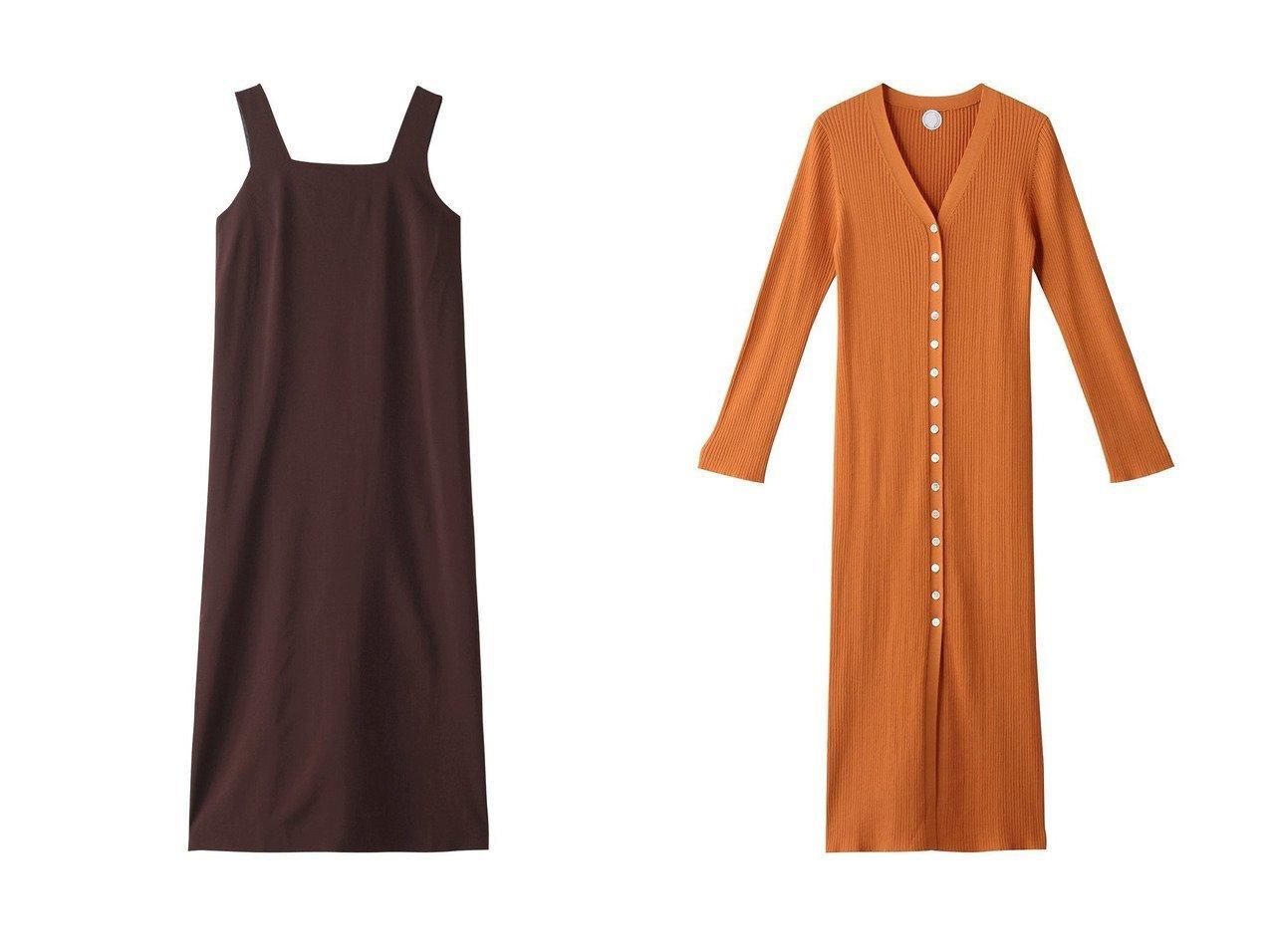 【JAMAIS VU/ジャメヴ】のサマーウールワンピース&アイスコットン ワンピースカーディガン 【ワンピース・ドレス】おすすめ!人気、トレンド・レディースファッションの通販  おすすめで人気の流行・トレンド、ファッションの通販商品 メンズファッション・キッズファッション・インテリア・家具・レディースファッション・服の通販 founy(ファニー) https://founy.com/ ファッション Fashion レディースファッション WOMEN ワンピース Dress 2021年 2021 2021春夏・S/S SS/Spring/Summer/2021 S/S・春夏 SS・Spring/Summer カットソー サマー 春 Spring おすすめ Recommend カーディガン フィット 羽織 |ID:crp329100000027084