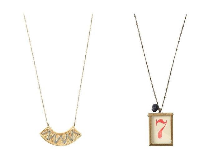 【PLAIN PEOPLE/プレインピープル】の【TOLEMAIDE】ネックレス&【OMBRE CLAIRE】ネックレス 【アクセサリー】おすすめ!人気、トレンド・レディースファッションの通販  おすすめファッション通販アイテム レディースファッション・服の通販 founy(ファニー) ファッション Fashion レディースファッション WOMEN ジュエリー Jewelry ネックレス Necklaces 2021年 2021 2021春夏・S/S SS/Spring/Summer/2021 S/S・春夏 SS・Spring/Summer チェーン ネックレス プレート モチーフ 春 Spring |ID:crp329100000027126