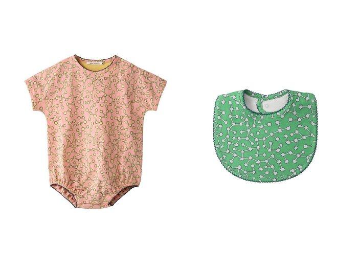 【mina perhonen / KIDS/ミナ ペルホネン】の【Baby】ensoku トップス&【Baby】ensoku スタイ 【BABY】ベビー服のおすすめ!人気、キッズファッションの通販 おすすめファッション通販アイテム インテリア・キッズ・メンズ・レディースファッション・服の通販 founy(ファニー) https://founy.com/ ファッション Fashion キッズファッション KIDS トップス・カットソー Tops/Tees/Kids 2021年 2021 2021春夏・S/S SS/Spring/Summer/2021 S/S・春夏 SS・Spring/Summer おすすめ Recommend レース 春 Spring |ID:crp329100000027190