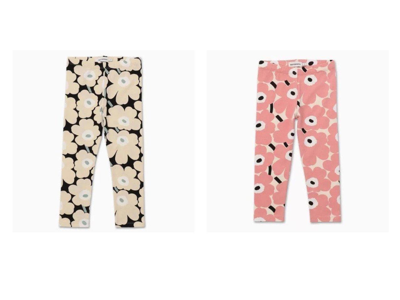 【marimekko / KIDS/マリメッコ】の[Kids]Lairi Mini Unikot 2 パンツ&[Kids]Lairi Mini Unikot 1 パンツ 【KIDS】子供服のおすすめ!人気トレンド・キッズファッションの通販  おすすめで人気の流行・トレンド、ファッションの通販商品 メンズファッション・キッズファッション・インテリア・家具・レディースファッション・服の通販 founy(ファニー) https://founy.com/ ファッション Fashion キッズファッション KIDS ボトムス Bottoms/Kids おすすめ Recommend ジャージー セットアップ リラックス  ID:crp329100000027199