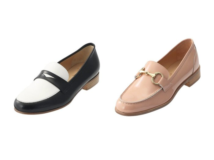 【LucaGrossi/ルカグロッシ】のビットローファー&カーフレザーコインローファー 【シューズ・靴】おすすめ!人気、トレンド・レディースファッションの通販  おすすめファッション通販アイテム レディースファッション・服の通販 founy(ファニー) ファッション Fashion レディースファッション WOMEN 2021年 2021 2021春夏・S/S SS/Spring/Summer/2021 S/S・春夏 SS・Spring/Summer シューズ フラット 春 Spring |ID:crp329100000027350