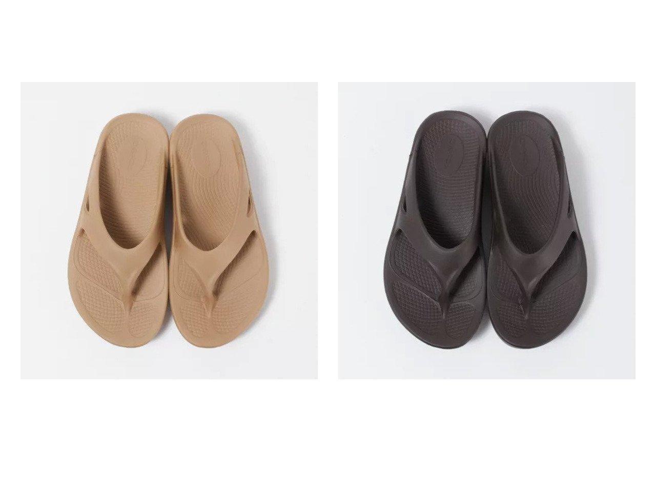 【OOFOS/ウーフォス】のOoriginal(リカバリーサンダル) 【シューズ・靴】おすすめ!人気、トレンド・レディースファッションの通販  おすすめで人気の流行・トレンド、ファッションの通販商品 メンズファッション・キッズファッション・インテリア・家具・レディースファッション・服の通販 founy(ファニー) https://founy.com/ ファッション Fashion レディースファッション WOMEN サンダル シューズ ランニング ワーク |ID:crp329100000027372